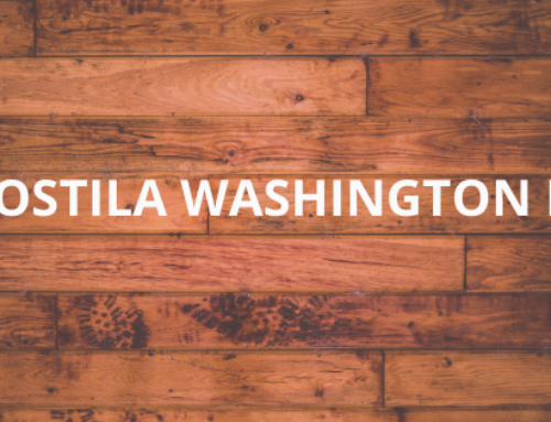 Apostila Washington DC
