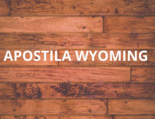 Apostila Wyoming