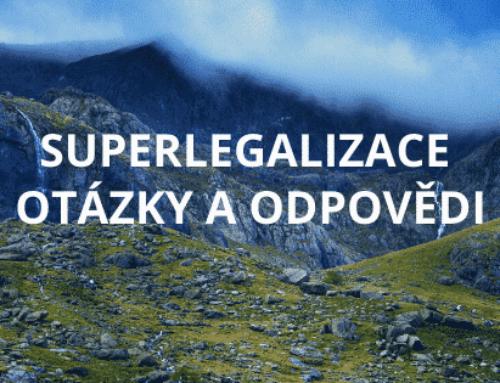 Superlegalizace: Otázky a odpovědi